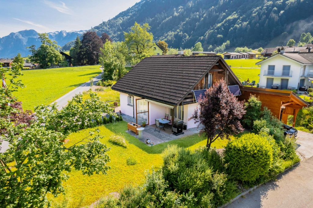 Luchsingen – Ferienhaus im Schlattberg 32