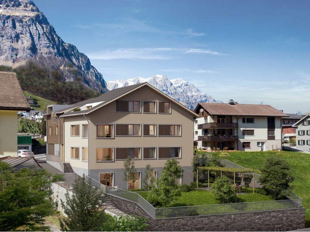 Neubau Mehrfamilienhaus mit 6 Wohnungen