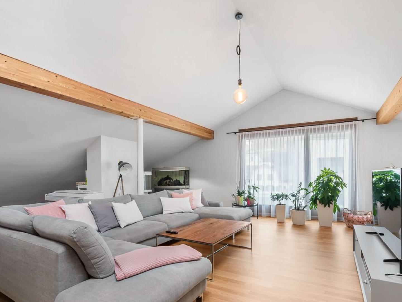 4½-Zi-Maisonette-Wohnung mit Loggia